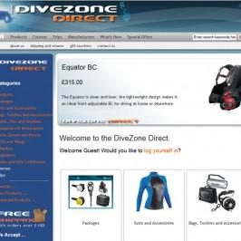 DiveZone Direct