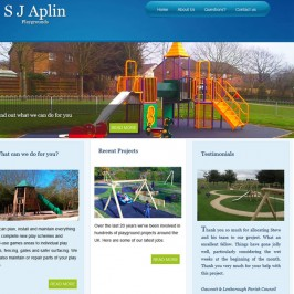 S J Aplin Playgrounds